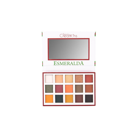 ESMERALDA PALETTE I By Beauty Creations