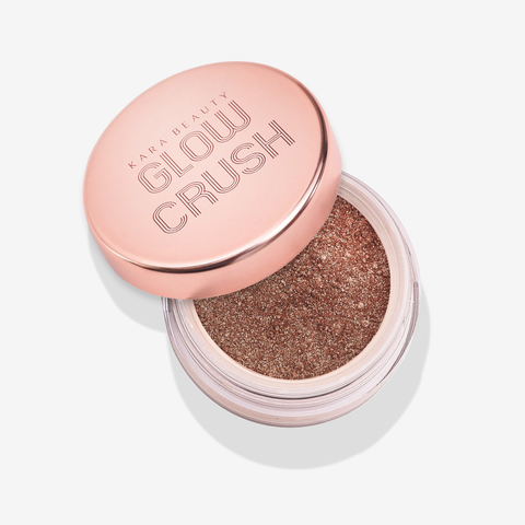 Kara Beauty GLOW CRUSH • GODDESS  Highlighter Powder