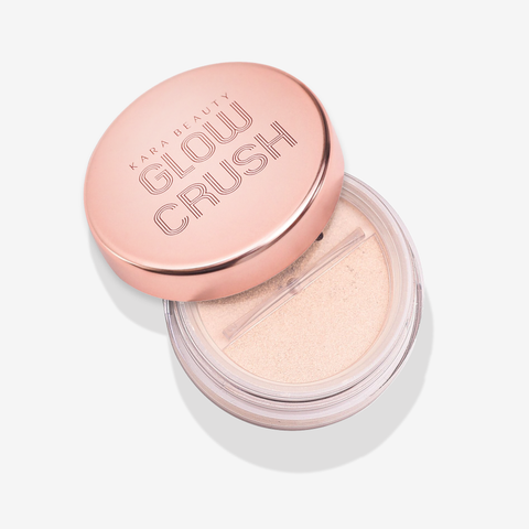 Kara Beauty GLOW CRUSH • GOLD FEVER  Highlighter Powder