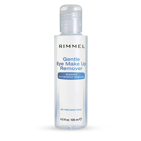 Rimmel London Gentle Eye Make Up Remover | Blue Scandal