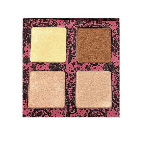 Beauty Creations Scandalous Glow Highlight Palette | Blue Scandal