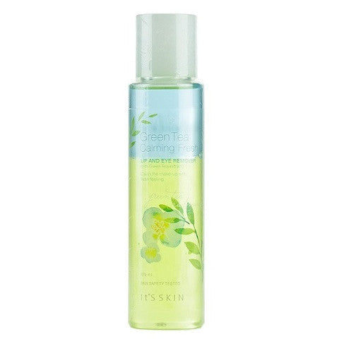 Green Tea Calming Lip & Eye Makeup Remover