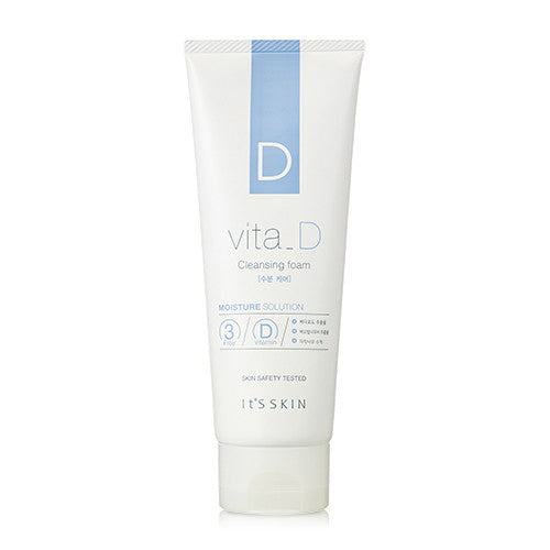 Vita D Cleansing Foam - Moisture 150ml