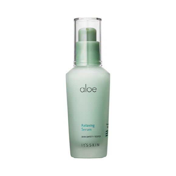 It's Skin Aloe Relaxing Serum 40ml | Blue Scandal