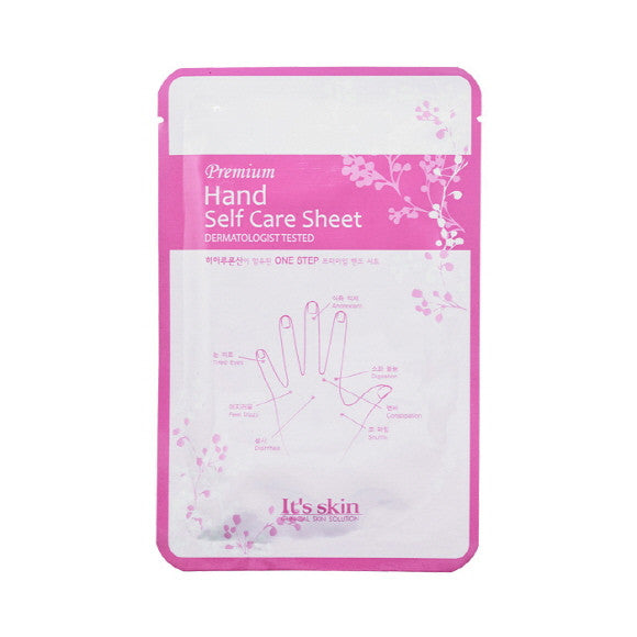 Premium Hand Self Care Sheet