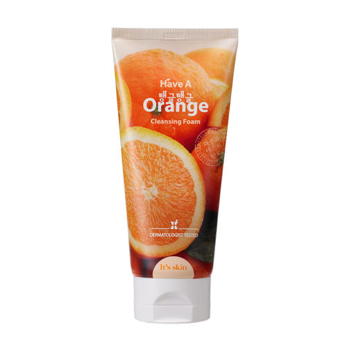 Have a Orange Cleansing Foam