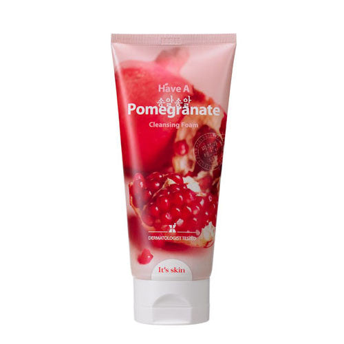 Have a Pomegranate Cleansing Foam