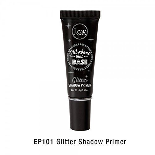 J CAT All About that Base Eye Shadow Primer 0.35 oz (GLITTER)