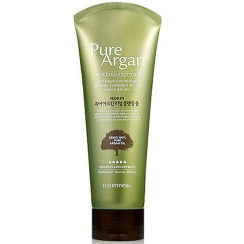 Pure Argan Real Cleansing Foam