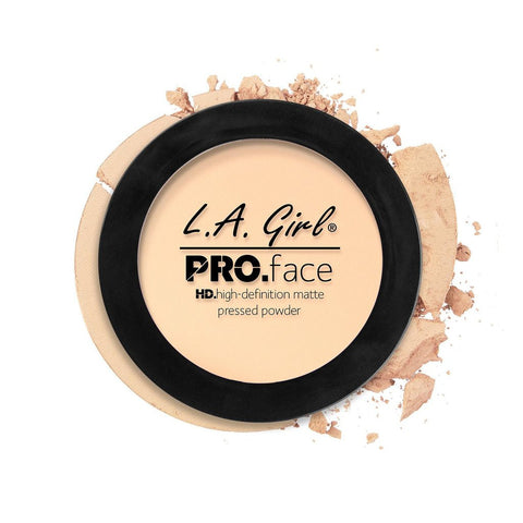 PRO.face Matte Pressed Powder