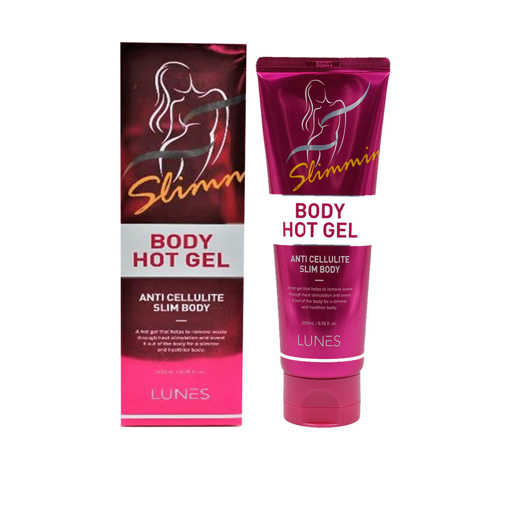 LUNES Slim Body Hot Gel