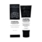 LUNES Charcoal Cleansing Foam