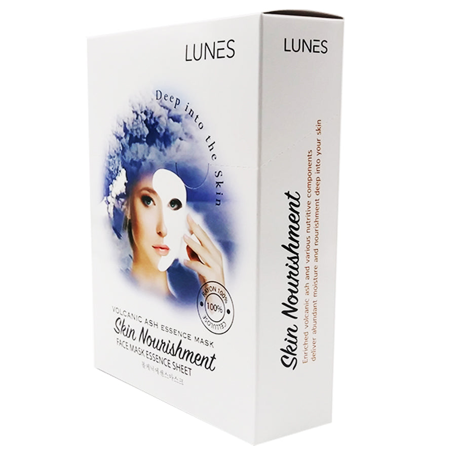 LUNES Volcanic Essence Mask(10-Pack)