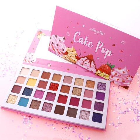 AMOR US Cake Pop Eyeshadow & Glitter Palette *NEW*