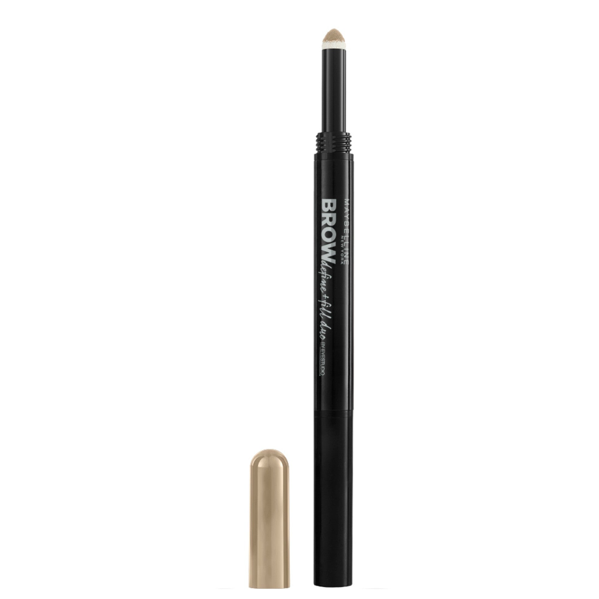 Maybelline Brow Define And Fill Duo By Eyestudio