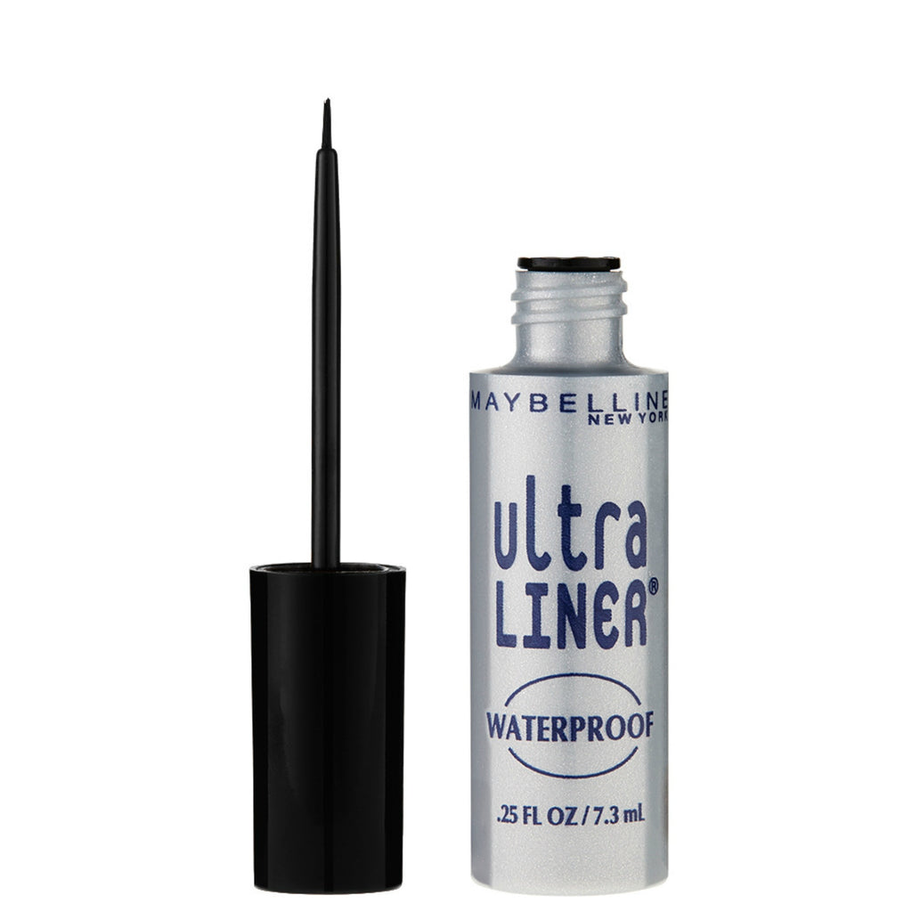 Maybelline Ultra Liner Waterproof Liquid Eyeliner | Blue Scandal