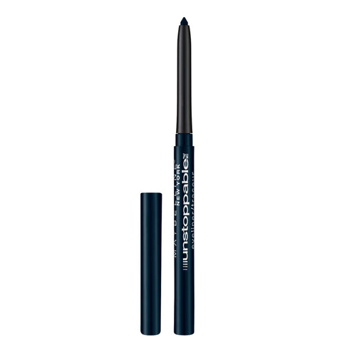Maybelline Unstoppable Eyeliner | Blue Scandal