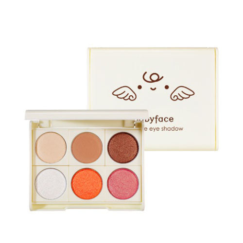 It's Skin Babyface Mini Love Eyeshadow Case | Blue Scandal