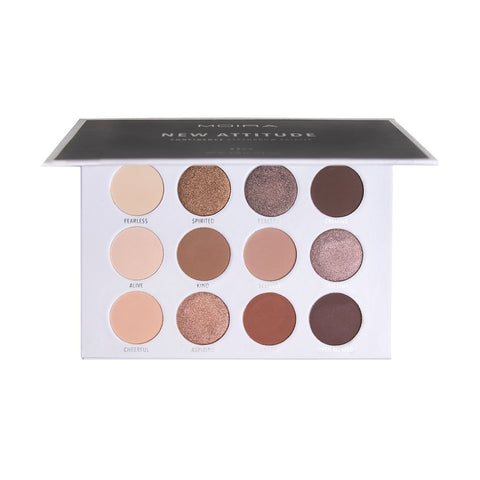 Moira Cosmetics New Attitude Eyeshadow Palette