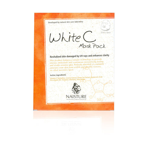 Essence White C Mask (5 Sheets)