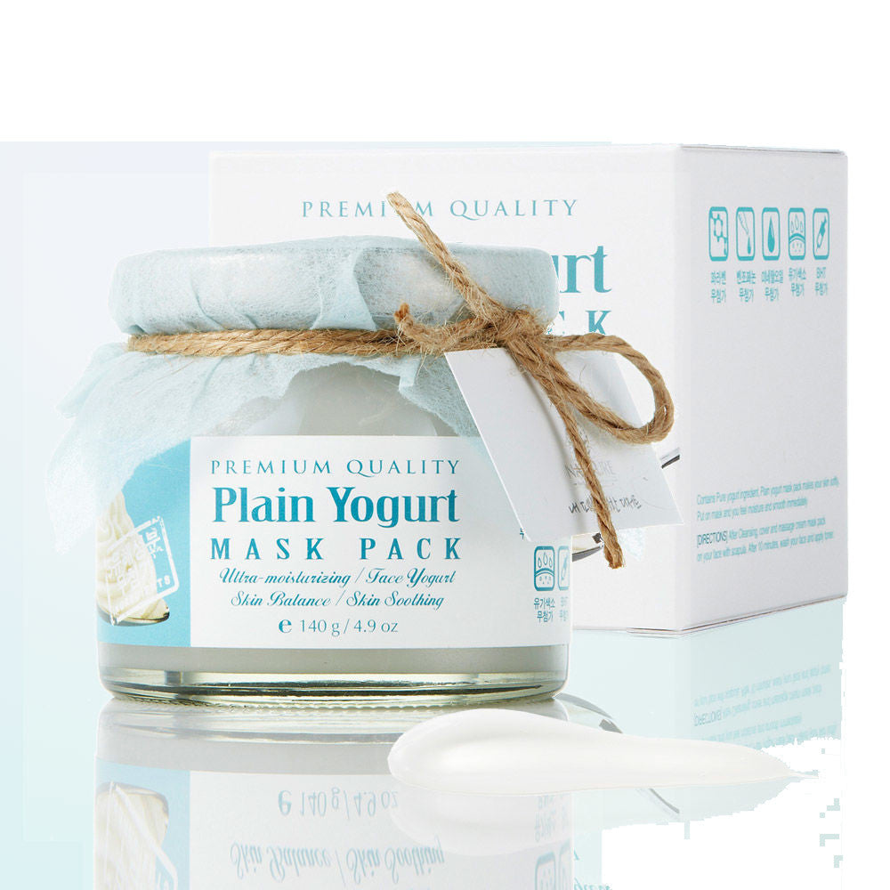 Naisture Plain Yoghurt Mask Pack | Blue Scandal