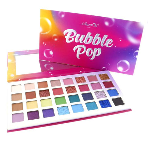 AMOR US Bubble Pop Eyeshadow & Glitter Palette *NEW*