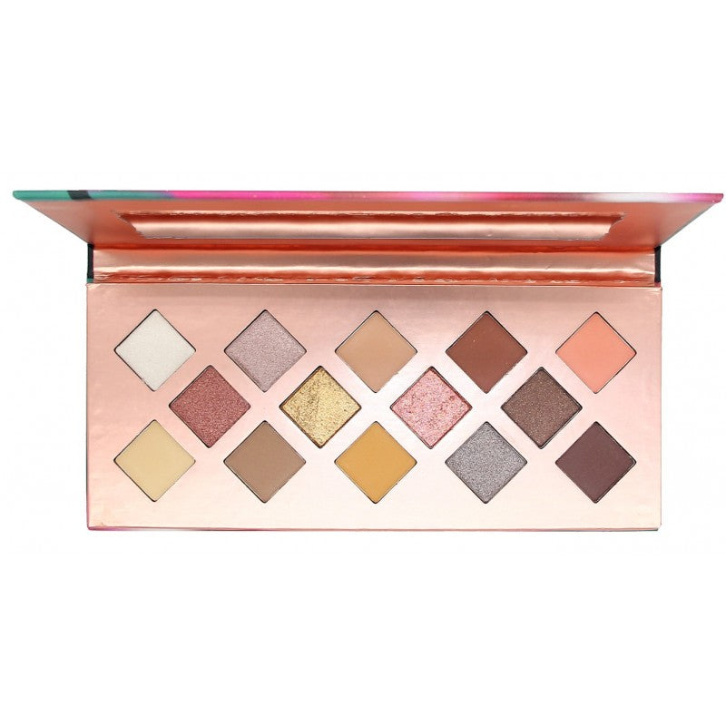 OKALAN Charming 14 Color Shadow Palette E061
