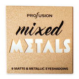 Profusion Cosmetics Profusion Cosmetics Eyes Mixed Metals Palette | Blue Scandal