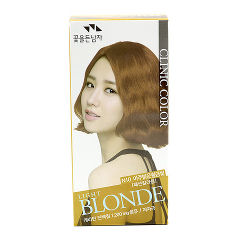 Clinic Color Light Blonde N10