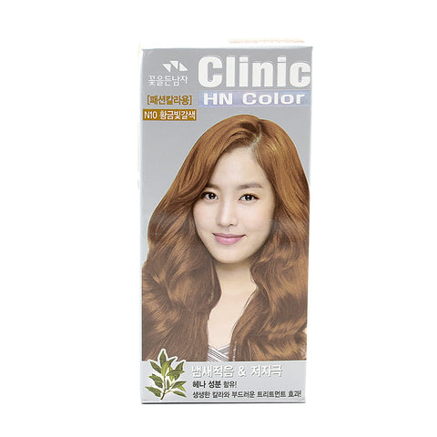 Clinic Henna HN Color Golden Brown N10
