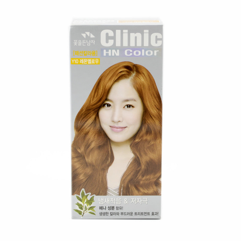 Clinic Henna HN Color Lemon Yellow Y10