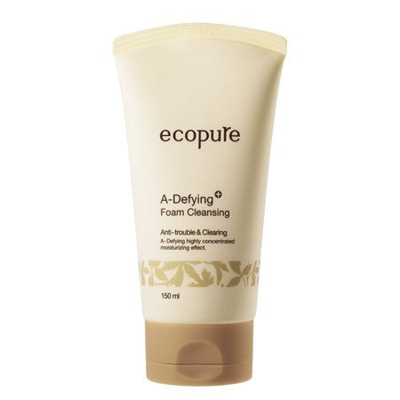 EcoPure A Defying Foam Cleansing