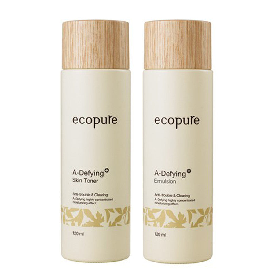 Ecopure A-Defying Skin Care Set