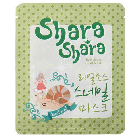 Shara Shara Real Sauce Snail Mask | Blue Scandal