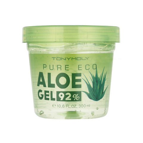 Tony Moly Pure Eco Aloe Gel | Blue Scandal