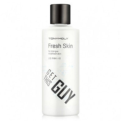 Tony Moly Get This Guy Fresh Skin | Blue Scandal