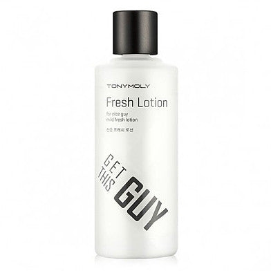 Tony Moly Get This Guy Fresh Lotion | Blue Scandal