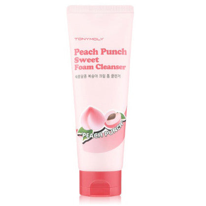 Peach Punch Sweet Foam Cleanser
