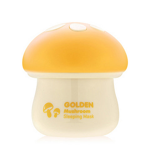 Golden Mushroom Sleeping Mask