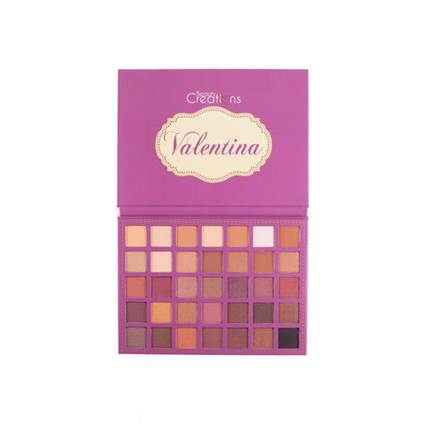 "Beauty Creations Eye Shadow  Paletas ""FAIRY TALE COLLECTION"" Valentina"