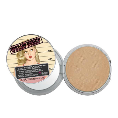 theBalm Mary-Lou Manizer | Blue Scandal