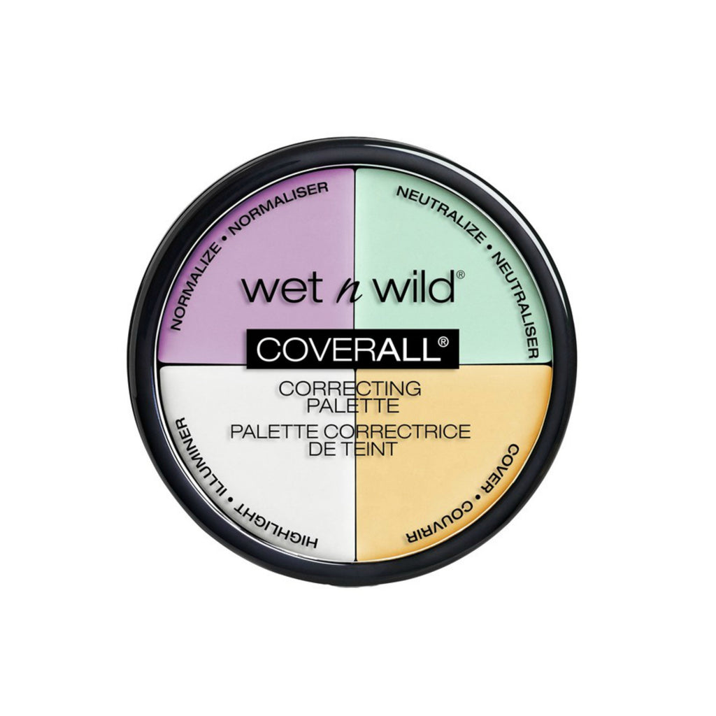 wet n wild Coverall Correcting Palette | Blue Scandal