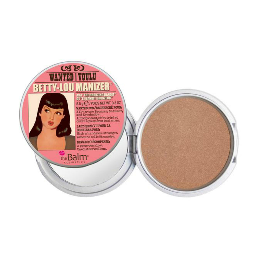 theBalm Betty-Lou Manizer | Blue Scandal