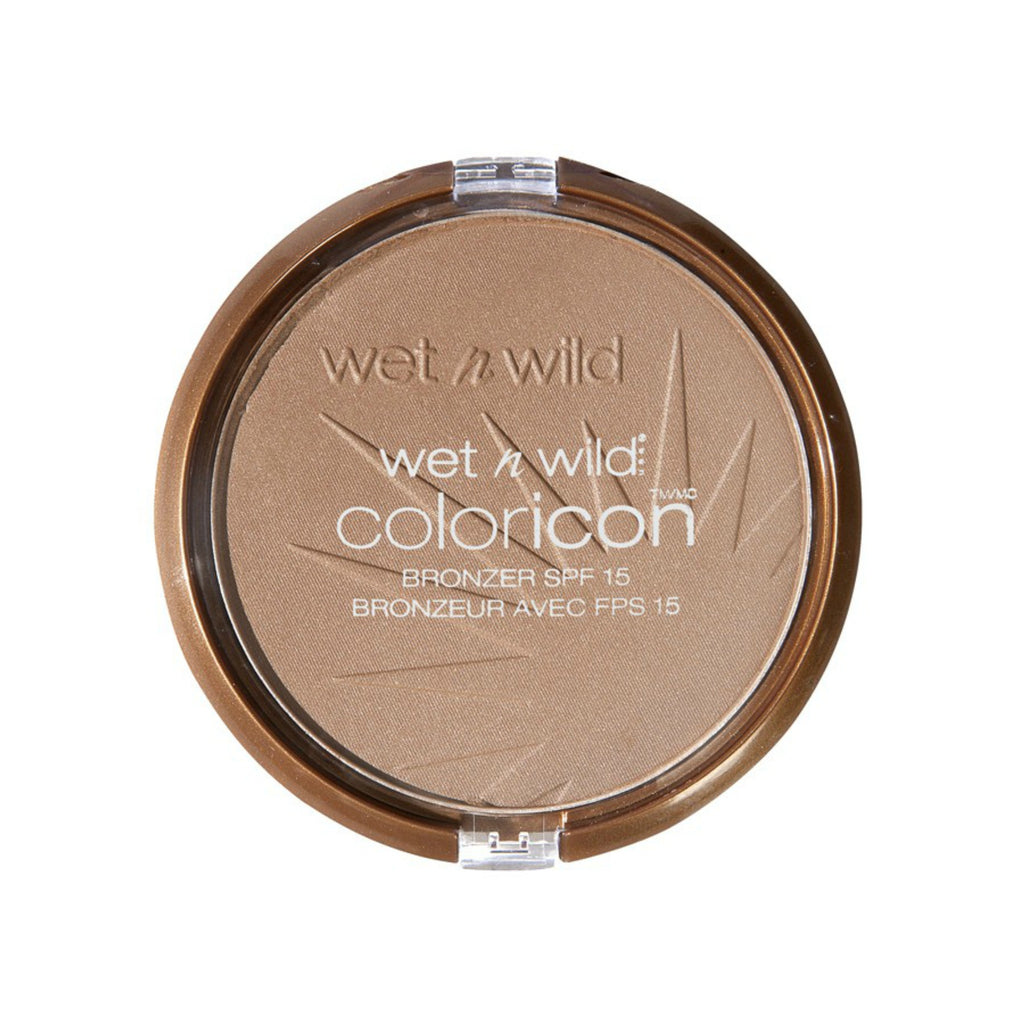 wet n wild Color Icon Bronzer SPF 15 | Blue Scandal