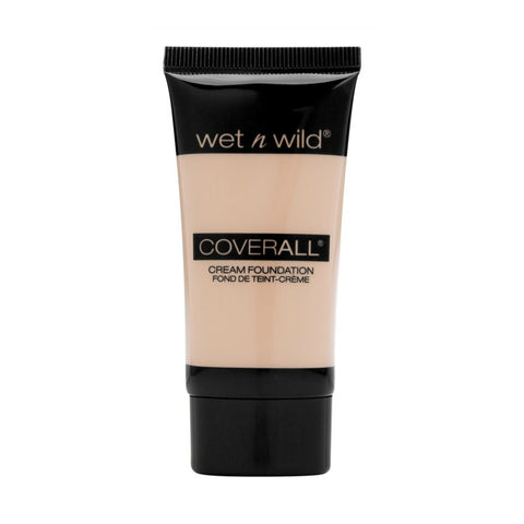 wet n wild CoverAll Crème Foundation | Blue Scandal