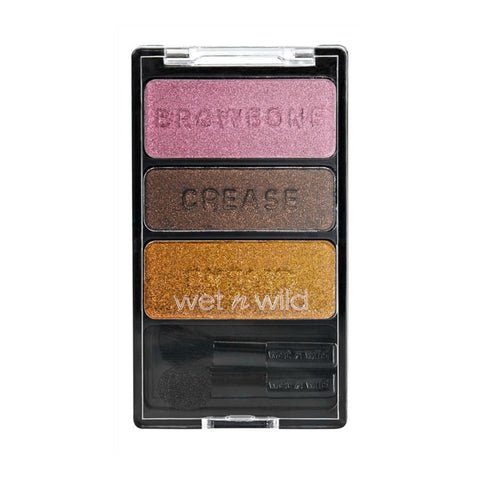wet n wild Color Icon Eyeshadow Trio | Blue Scandal