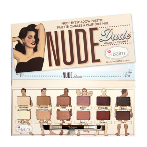 theBalm Nude Dude | Blue Scandal