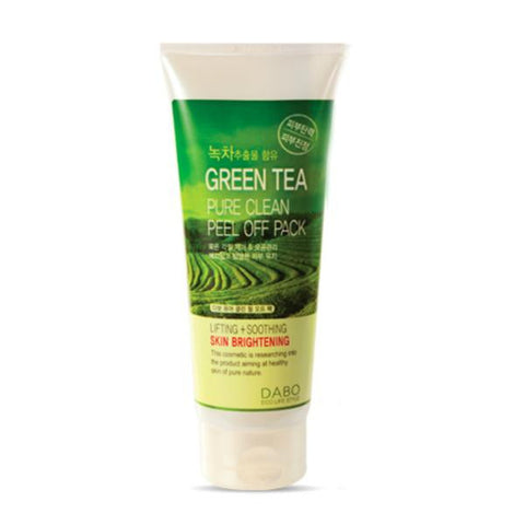 Green Tea Pure Clean Peel Off Pack