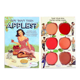 theBalm How 'Bout Them Apples? | Blue Scandal