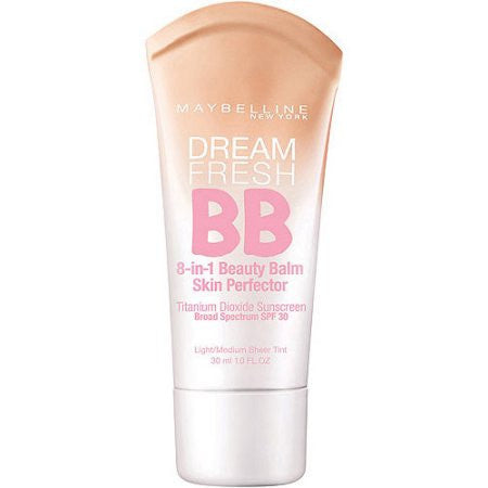 Maybelline Dream Fresh BB Cream | Blue Scandal